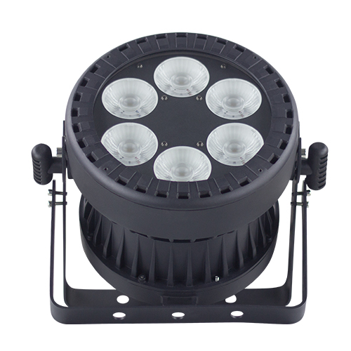 6*36W LED DOUNLE COLOR WATERPROOF PAR LIGHT