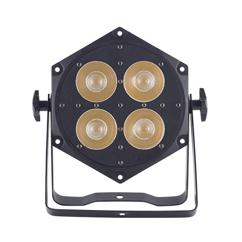 4*50W DOUNLE COLOR PAR LIGHT